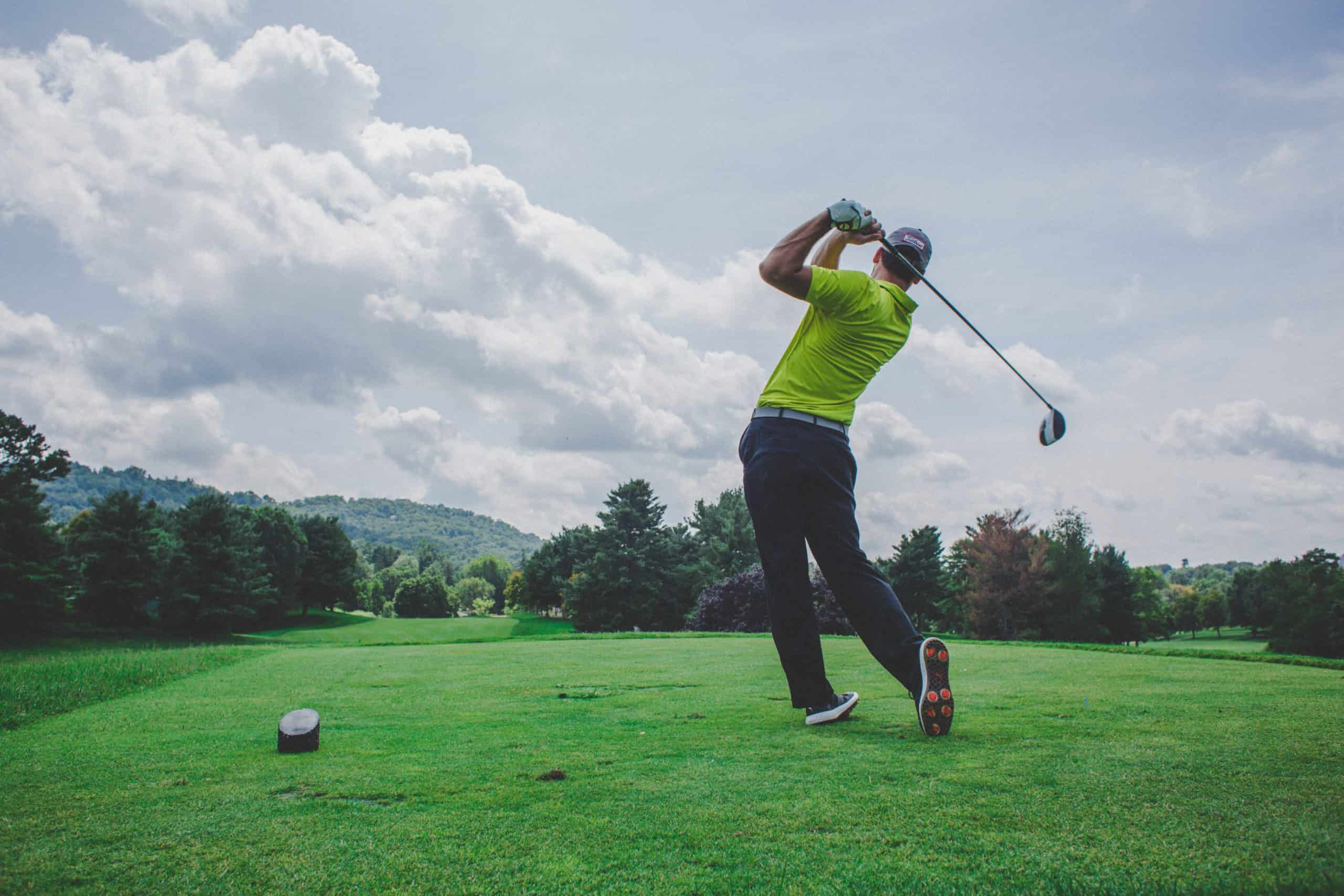 Golf - 10 Basic Terms To Know Before You Start