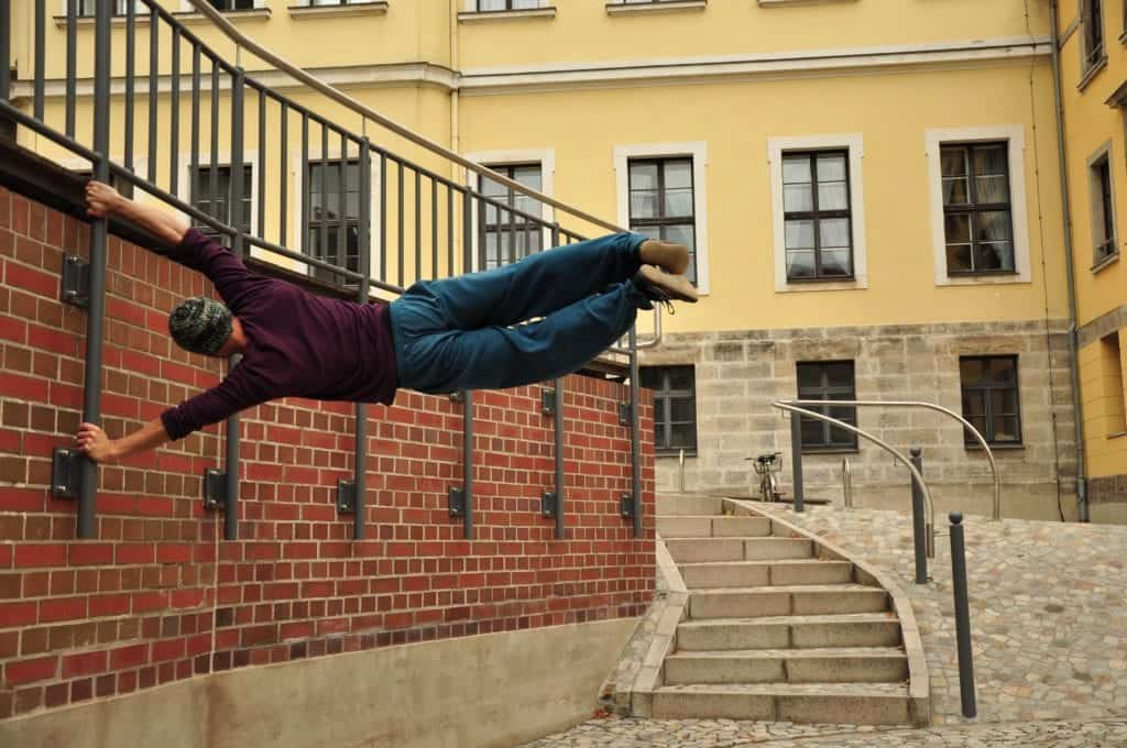 The Origin or Introduction of Parkour in Sport!